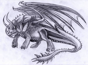 Skullcrusher sketch by RiavaCornelia