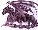 Drogon sketch?
