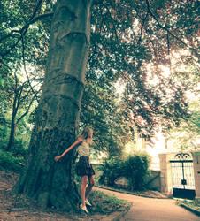 Magical garden by RiavaCornelia