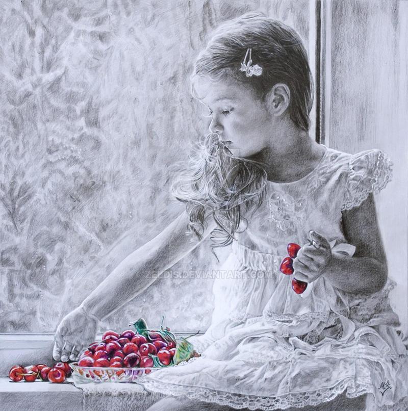 cherries2 by zeldis