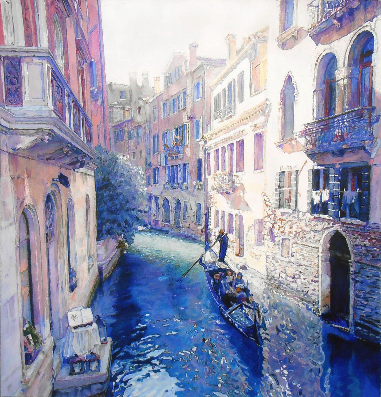 A la watercolor by zeldis