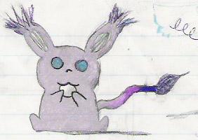 Another Lagomorphic-creature by GeneveveX