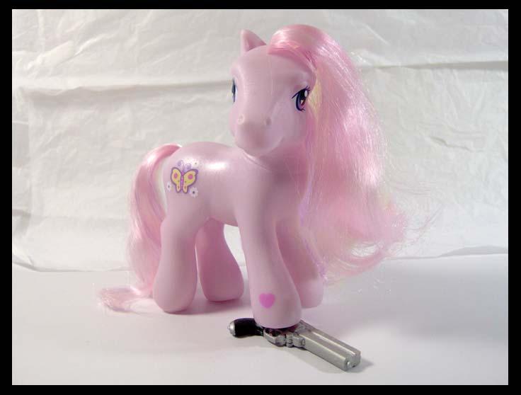 Bad Pony by GeneveveX