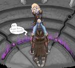 Emily's First Encounter with Serana