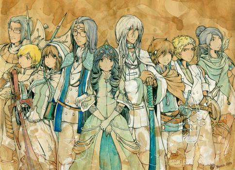 The Guardian Knights II
