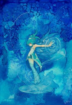 Leviathan's Maid