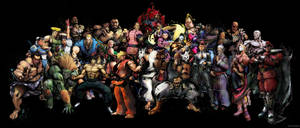 Street Fighter IV Collab