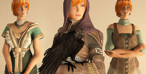 Leliana Inquisition Outfits