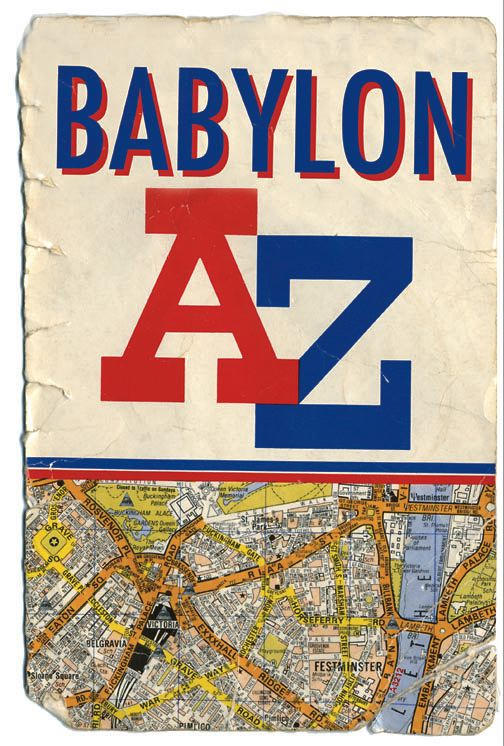 Babylon A-Z by jacobsteel
