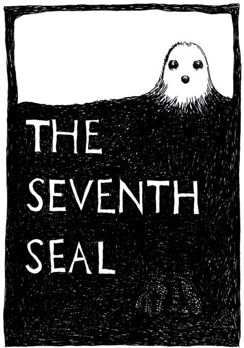 The Seventh Seal by jacobsteel