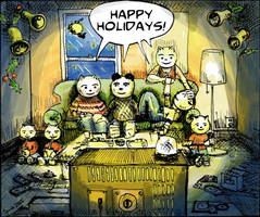 Happy Holidays 2005 by jacobsteel