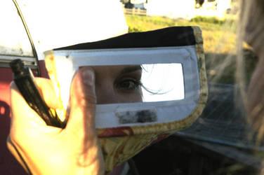 vanity mirror by jacobsteel