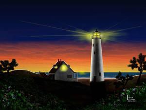 HOG ISLAND SUNRISE