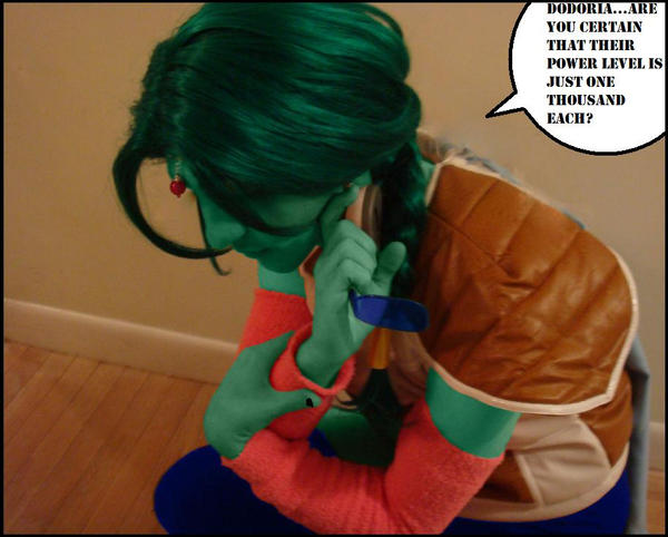 Zarbon questions the reading by PrinceZarbon