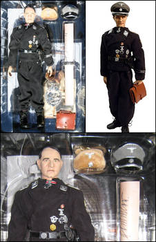 Dietrich In The Past Toys ITPT Figure