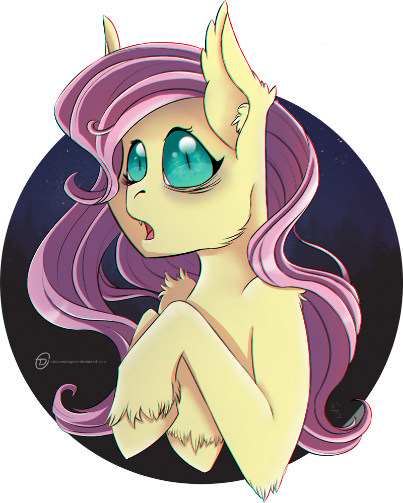 Surprised Flutterbat