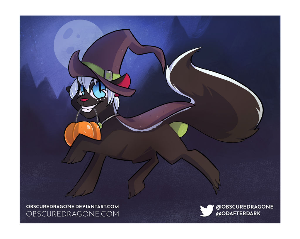 Nightmare Night - Skunked