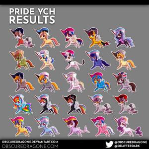 PRIDE YCH - Full sheet