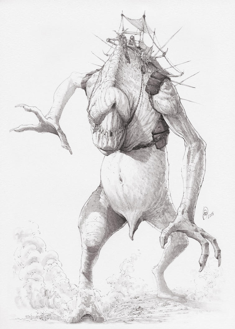 Monster by andersonedsilva