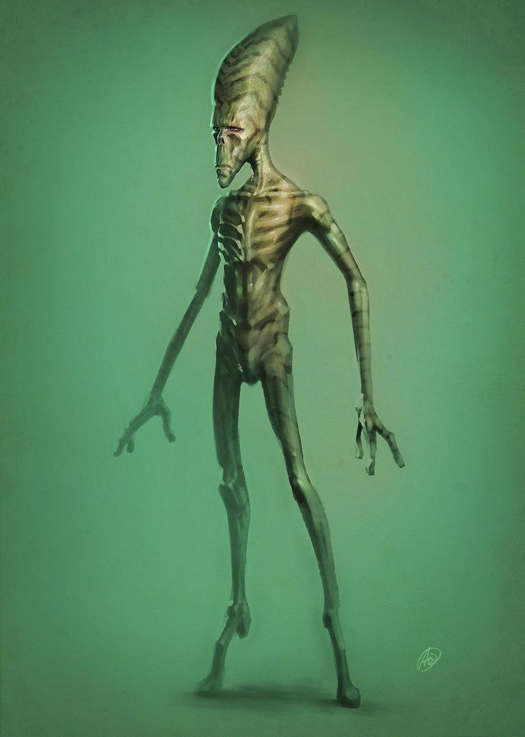 Alien Concept by andersonedsilva