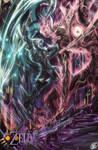 mm Fierce Deity vs Majora remastered
