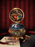 Clockhearts: A Gift for Alice by hen-tie