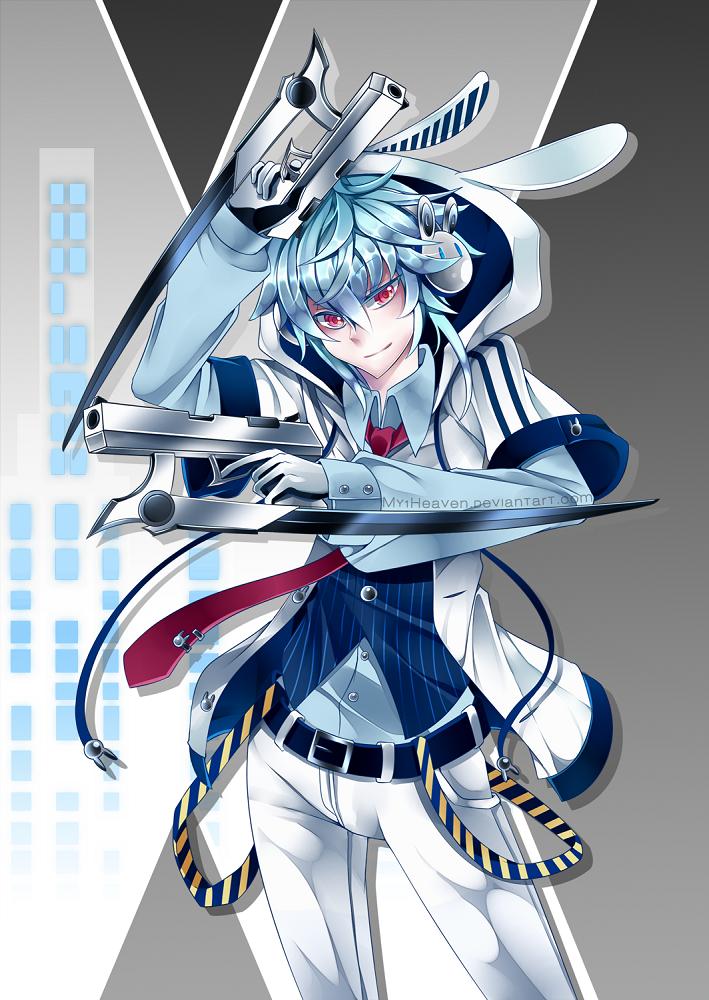 Zero 00: Rhymu (Mafia AU) by hen-tie