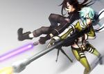 SAO2 : Dual Gale
