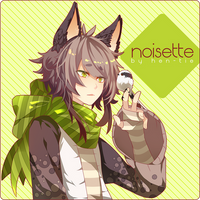 noisette by hen-tie