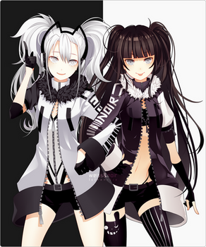 white or black?