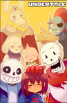 UNDERTALE : together forever