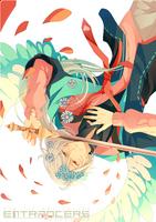 [EnTrancers] Art (izukyun) by hen-tie
