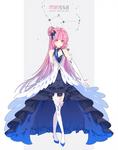 UM . Winter Solstice Dress