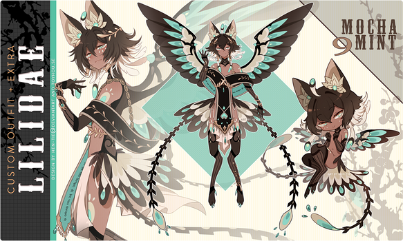 Lilidae 09 Outfit + Extra