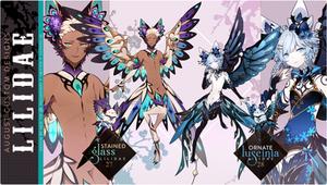 Lilidae 27-28 Customs