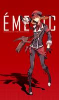 [C] Emeric (moochiface) by hen-tie