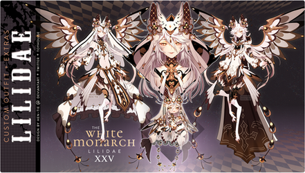 Lilidae 25 Outfit + Extras