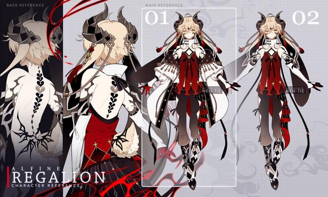 Alfine: Regalion [new CS]