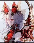 Crimson Demon by hen-tie