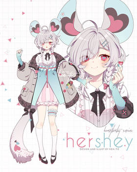 Hershey [Thank you for DD]