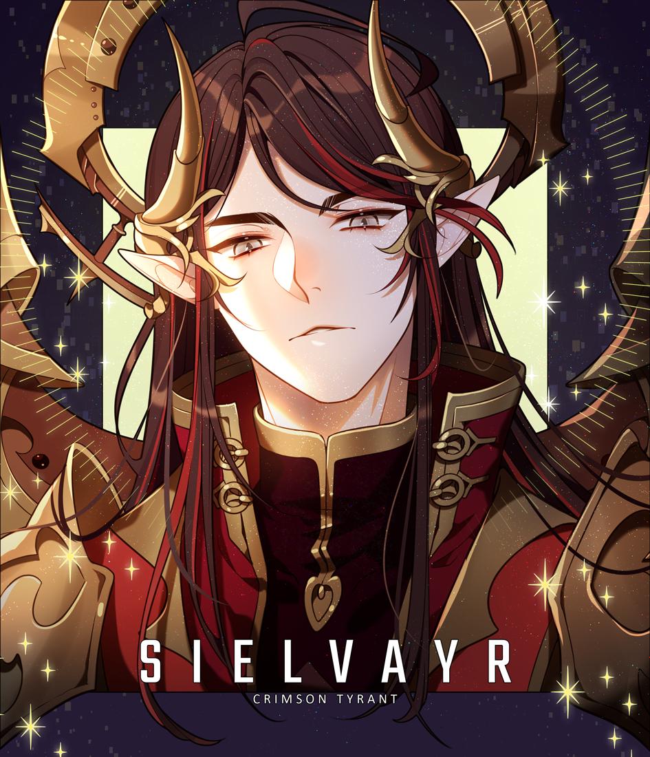 [C] Sielvayr: Crimson Tyrant