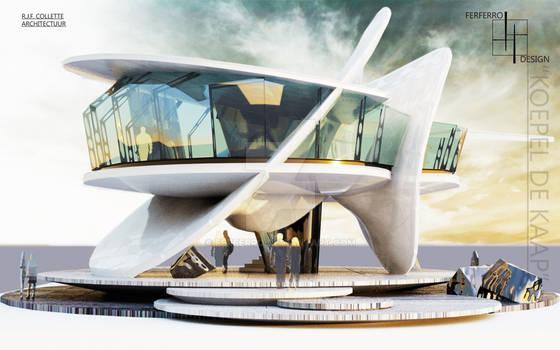 FERFERRO Sculpturistic Architecture