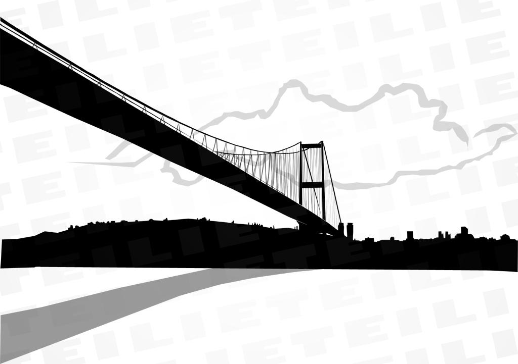 BOGAZICI-bridge Istanbul by teilie