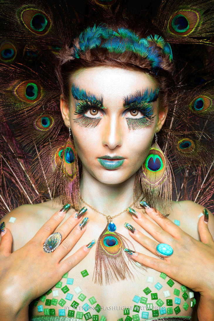 Peacock by teilie