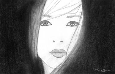 Memoirs of a Geisha by OriHoiwing