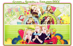 060914 Green - Sicachu - Taeyeon