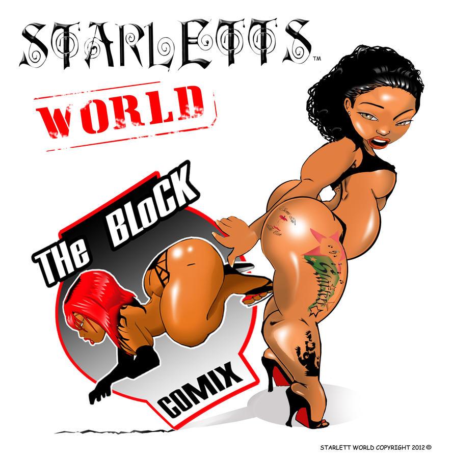 StarlettS World by Dobbinsart