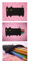 Cat Pencil Pouch