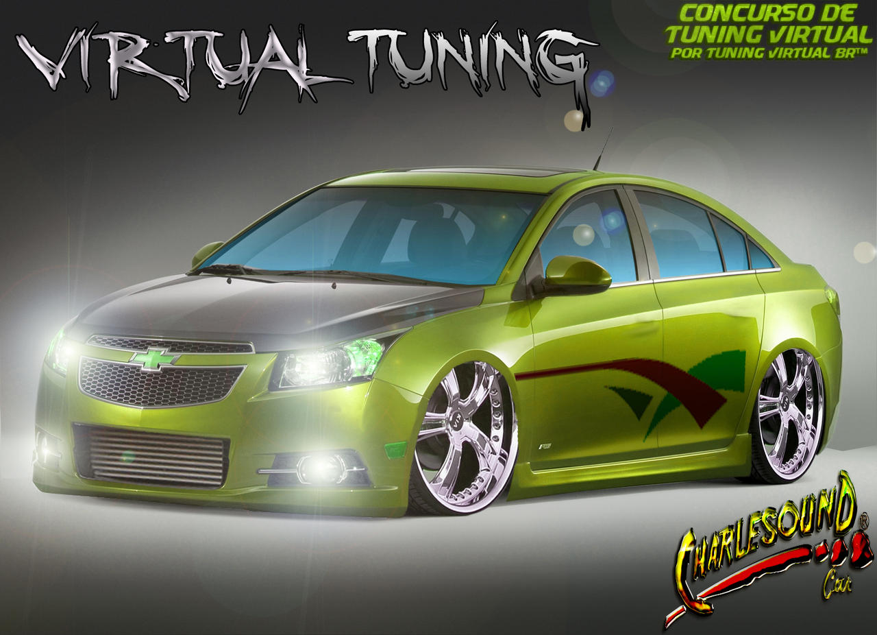 chevrolet cruze tuning by charlesoundcar on deviantart. Black Bedroom Furniture Sets. Home Design Ideas
