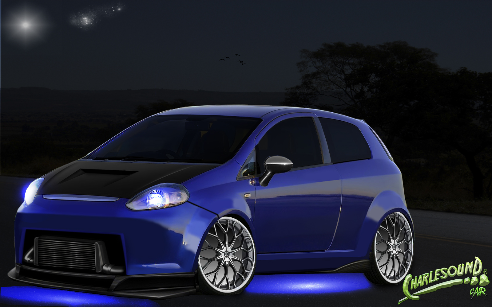 fiat punto 2010 virtual tuning by charlesoundcar. Black Bedroom Furniture Sets. Home Design Ideas